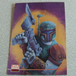 Star Wars Galaxy 1994 series 2 Topps #269 Tom Taggart Trading card